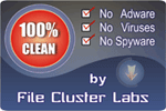 Filecluster 100% Clean Award